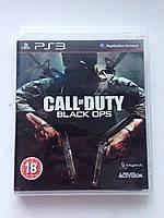 Видео игра Call of Duty black ops (PS3)