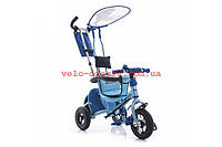 Трехколесный велосипед Azimut BC-15 An Air Safari синий