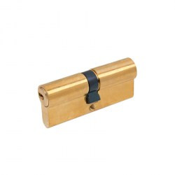 Цилиндр Mgserrature 31/31 = 62mm кл/кл латунь 5 ключей