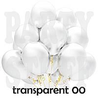 Надувные шары Gemar G90 Прозрачный 10'(26 см) 100 шт