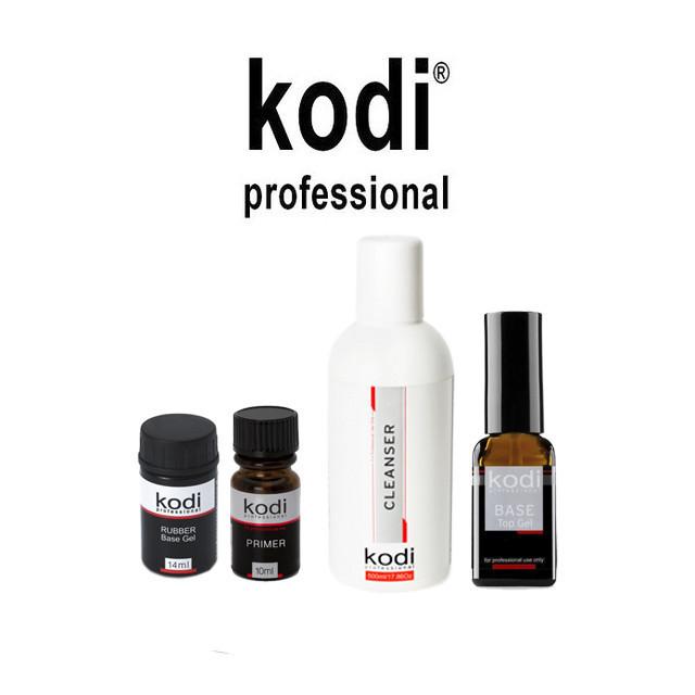 -❤- База, топ и специальные средства для гель-лаков KODI
