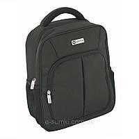 """Рюкзак деловой, маленький с отделением для ноутбука 14"""" , фото 1"""