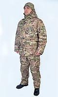 Армейский камуфляжный костюм Аляска - мультикам