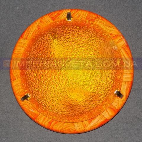 Світильник накладної, на стіну і стелю IMPERIA двухламповый (таблетка) LUX-410323