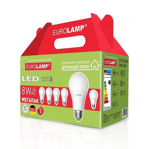 """Акция Eurolamp """"6в1"""" Экономное решение для вашего жилья!"""