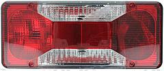 Фонарь задний правый (будка) Е4 IVECO 663-1908R-WE, фото 3