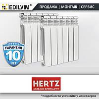 Радиаторы биметаллические HERTZ