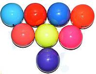 Мяч для художественной гимнастики Zelart 300г/400г (разные цвета)