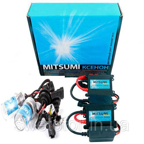 Ксенон Mitsumi Slim DC H3 9-16V 35Вт (4300К)