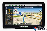 GPS навигатор Pioneer HD-701 Гарантия.