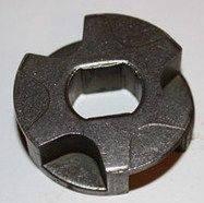 Звезда ведущая для электропил Makita (d1=9мм*12мм, D2=30мм, H=9мм)