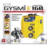 Сварочный инвертор GYSMI E160 + кейс, фото 2