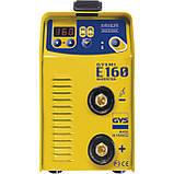 Сварочный инвертор GYSMI E160 + кейс, фото 3