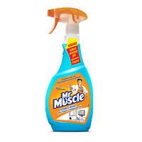 Моющее средство для стекла Mr.muscle спрей синий 500 мл
