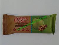 Батончик фруктовый хлеб «Яблочный пирог» ТМ Сладкий мир, 60 г