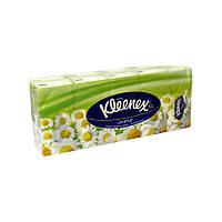 Носовые платки Kleenex ромашка 10х10 шт.