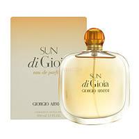 Giorgio Armani Sun di Gioia парфюмированная вода 100 ml. (Армани Сан Ди Джоя)