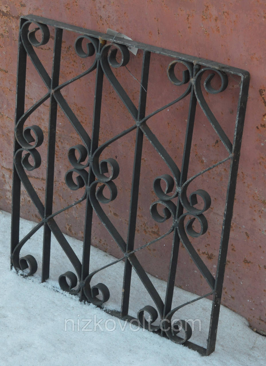 Решетка металлическая - неликвиды предприятия
