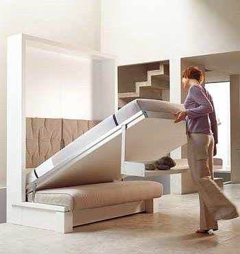 Механизмы трансформации мебели