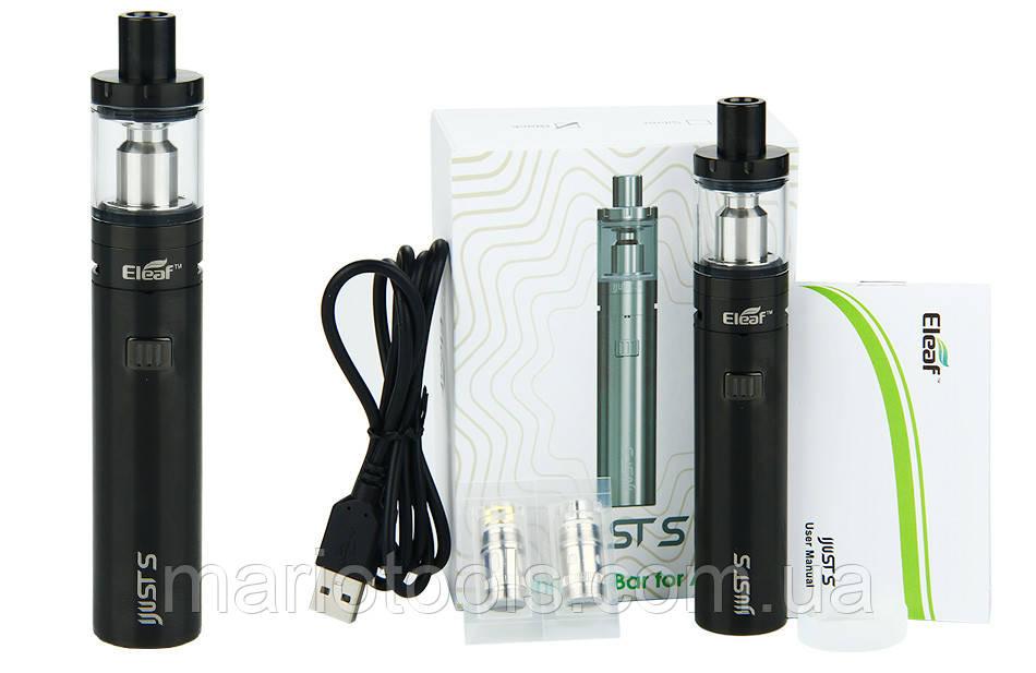 Электронная Сигарета Eleaf iJust S Black Starter Kit  4ml Atomizer - 3000mAh