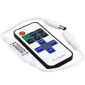 Диммер для светодиодной ленты 72Вт 6A-Радио 11 кнопок 1 канал