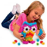 Мягкий конструктор-липучка для детей на 300 деталей, фото 1
