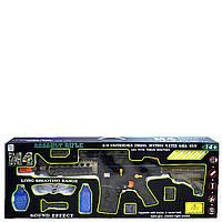 Игровой Автомат стреляет гелевыми пулями аккумулятор