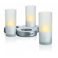 Настольные декоративные свечи MASSIVE IMAGEO 69108/60/PH LED(набор 3 шт)