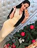 Платье с утяжкой с люриксом., фото 4