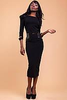 Элегантное  платье в 3х цветах JD Ненси