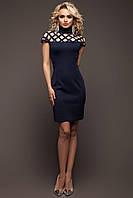 Коктельное  платье в 5ти цветах JD Молли