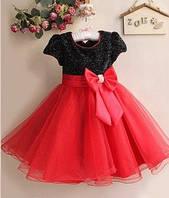 Д-101276-1 Детское бальное платье на выпускной в детский сад