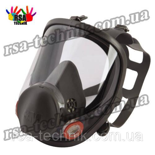 Полнолицевая маска 3M 6800 серии зм 6000  продажа a5c7ce5f80a00