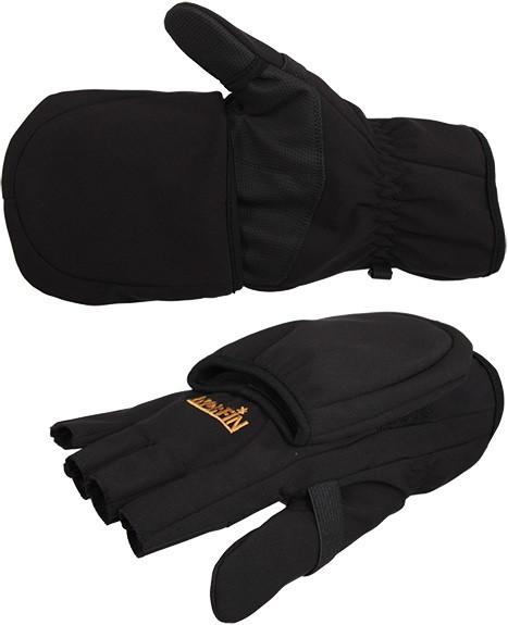 Перчатки-варежки Norfin Softshell р.XL