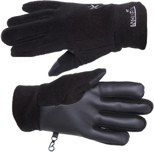 Перчатки Norfin Fleece Black р.L