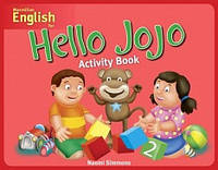 Hello Jojo Activity Book 2
