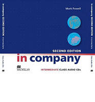 In Company 2nd Ed Interm CD
