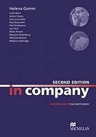 In Company 2nd Ed Interm Teacher's Book