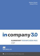 In Company 3.0 Elementary Teacher's Book Pack