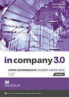 In Company 3.0 Upper Intermediate Student's Book Pack