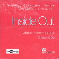 Inside Out upper-intermediate CD