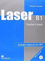 Laser B1 Teacher's Book + Test CD Pack