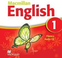 MACMILLAN ENGLISH 1 Fluency Book Audio CD