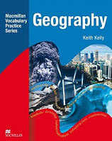 Vocabulary Practice Series- Geography Practice Book Pack + CD-ROM Without Key