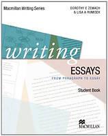 Macmillan Writing Series- Writing Essay