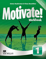 Motivate 1 Workbook Pack