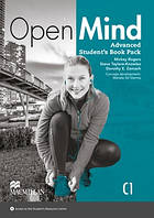 Open Mind  Advanced Student's Book Pack Standard