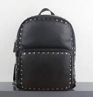 Стильный кожаный  рюкзак НТ.