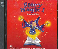 STORY MAGIC 1 Audio CD (2)