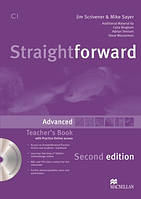 Straightforward (2nd Edition) Advanced Teacher's Book Pack